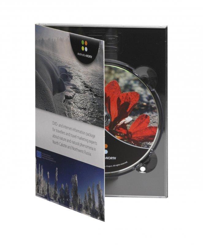 Digipak, DVD-kokoon tehty pahvikotelo