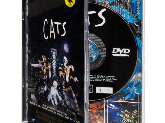 SuperJewelBox, DVD-koko