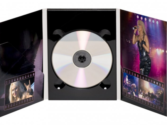 Digipak, 6-sivuinen (DVD-koko)