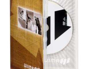Läpinäkyvä DVD-kotelo