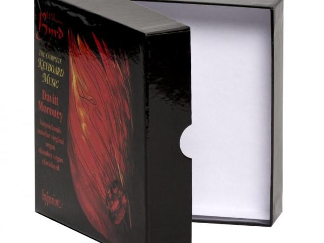 DigiBox, CD-koko
