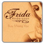 Frida Andersson: Busy Missing You -kansi thumbnail
