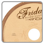 Frida Andersson: Busy Missing You -label thumbnail