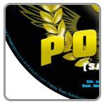 Poju: Poika (saunoo) -label