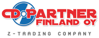 CD Partner Finland logo