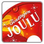 Tonttujen joulu -label